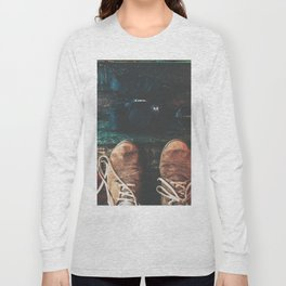 SHOES - CANON - CAMERA - PHOTOGRAPHY Long Sleeve T-shirt