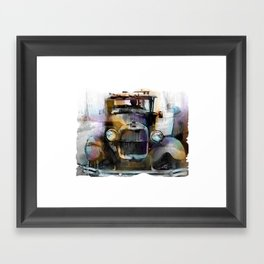 Model T  Framed Art Print
