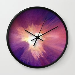 In the Confusion Wall Clock