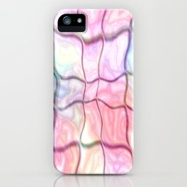 Barely Contained II iPhone Case