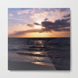missing the summer sun Metal Print