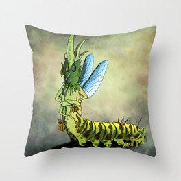 Sower Throw Pillow