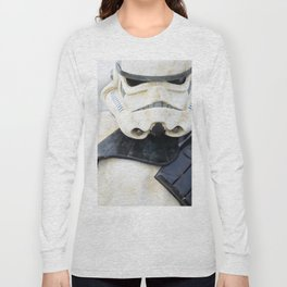 Face of the Empire Long Sleeve T-shirt
