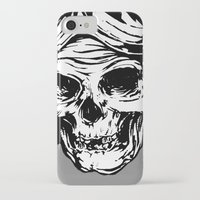 kindle iPhone & iPod Cases featuring 102 by ALLSKULL.NET