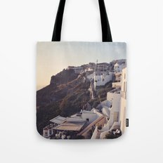 Mountainside Tote Bag