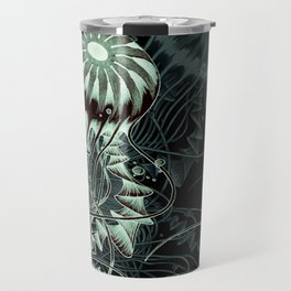Chrysaora hysoscella (Dark) Travel Mug