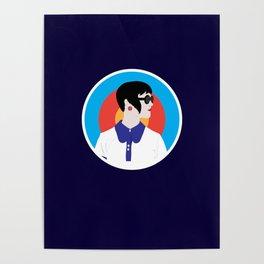 Totally Modernist Female Poster