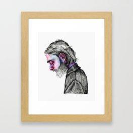 Keaton Henson Framed Art Print