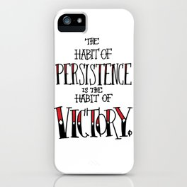 We Can't All Be Winners, But There's This. iPhone Case