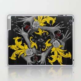 Hands and Hearts Laptop & iPad Skin