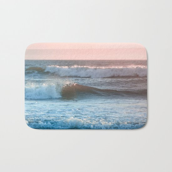 Beach Adventure Summer Waves at Sunset by cascadia