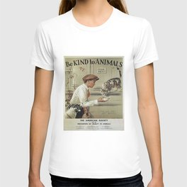 Be Kind To Animals 1 T-shirt