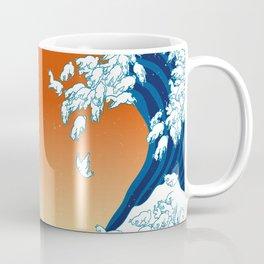Llama Waves Coffee Mug