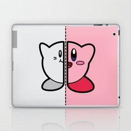 Old & New Kirby Laptop & iPad Skin