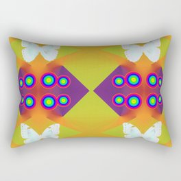 Butterflies Lux P Rectangular Pillow