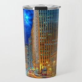 In The City Travel Mug