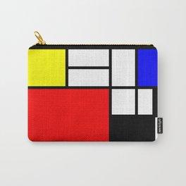 Mondrian Art Carry-All Pouch