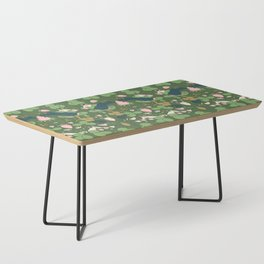 Strawberry Rat Thieves (green) Coffee Table