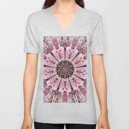 Flower from the Future? Unisex V-Neck