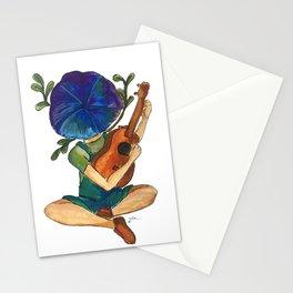 Just play your ukulele Stationery Cards