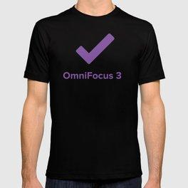 OmniFocus 3 Classic and Cool T-shirt