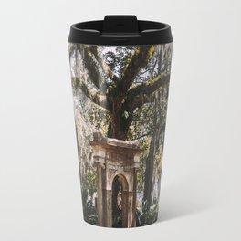 Bonaventure Cemetery - Savannah, Georgia III Travel Mug
