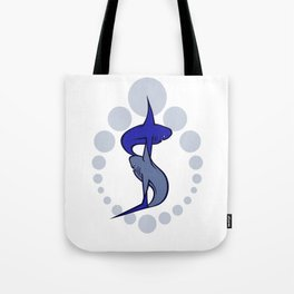 Shark-logo2 Tote Bag