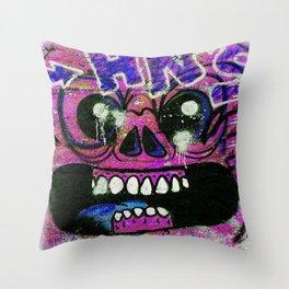 MONSTRE Throw Pillow