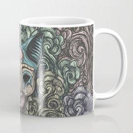 Bastet on the field Coffee Mug