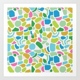 BP 56 Abstract Art Print
