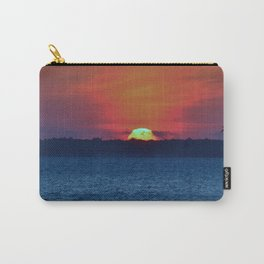 Sun Sinking Carry-All Pouch