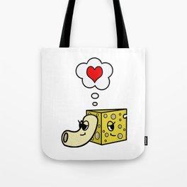 Mac -N- Cheese Love Tote Bag