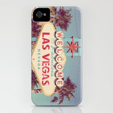 Welcome to fabulous Las Vegas Slim Case iPhone (4, 4s)