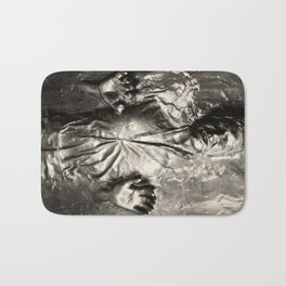 Han Solo carbonite Bath Mat