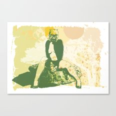 Tusken Layder Canvas Print