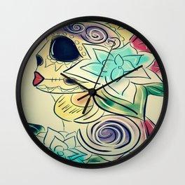 La Gitana Wall Clock