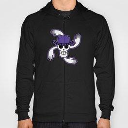 Nico Robin Pirates Logo Symbol Hoody