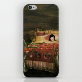 Something Under the Bed iPhone Skin