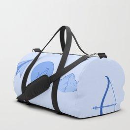 Sagittarius Aesthetics Duffle Bag