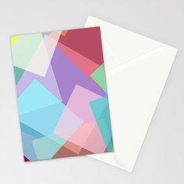 vibrant opacity Stationery Cards