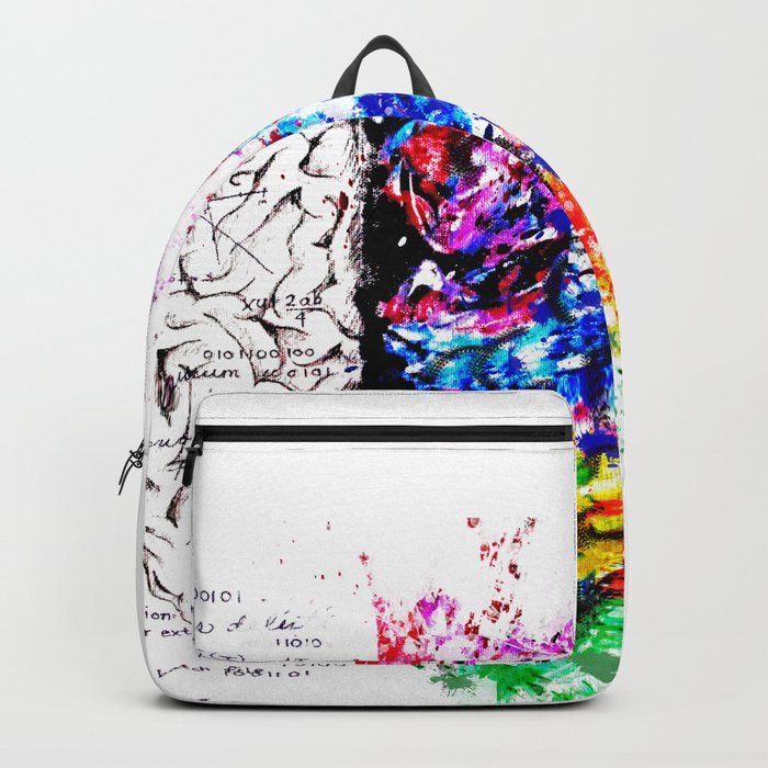 Conjoined Dichotomy Rucksack