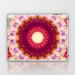 Kindness Mandala Art by Sharon Cummings Laptop & iPad Skin