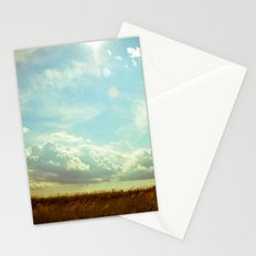 Shooting the Breeze Stationery Cards