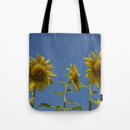 SUNFLOWERS 4 Tote Bag