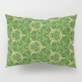 Plants of Another Shape Pillow Sham