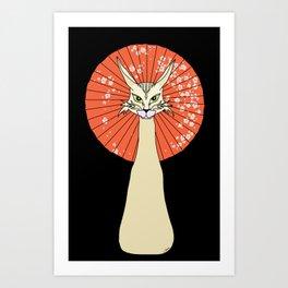 Felidae Art Print