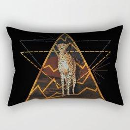 Wild Cheetah Rectangular Pillow