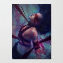 Binds Canvas Print
