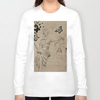 justice Long Sleeve T-shirts featuring Justice by Maithili Jha