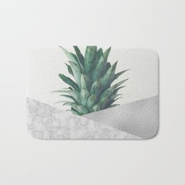 Pineapple Dip VIII Bath Mat